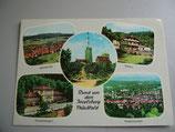 Ansichtskarte - Rund um den Inselsberg Thür. Wald