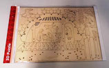 3D Puzzle Krippe