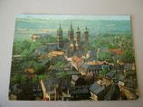 Ansichtskarte - Naumburg (Saale)