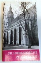 Die Nikolaikirche zu Herzberg - Das Christliche Denkmal - Heft 113