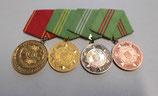 4er DDR Ordensspange