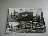 Ansichtskarte - Das schöne Thüringen