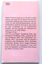 Kompass-Bücherei - Brigitte Reimann - Die Geschwister