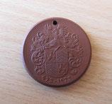 Medaille Torgau 973-1973