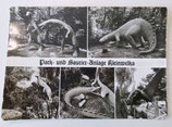 Postkarte Park- und Saurier-Anlage Kleinwelka