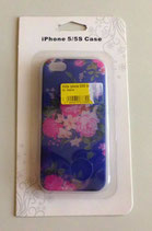 Case iPhone 5/5S - Blumenmotiv