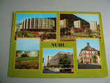 Ansichtskarte - Suhl