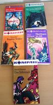 5er Set Taschenbücher - Kompass-Bücherei - Verlag Neues Leben Berlin (#1)