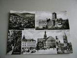 Ansichtskarte - Eisenach in Thüringen