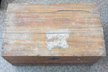Alte Truhe aus Holz
