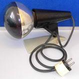 Infrarot-Lampe mit Glühbirne - DDR