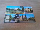 Ansichtskarte - Sächsische Schweiz - Kurort Gohrisch