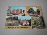 Ansichtskarte - Königs Wusterhausen