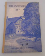 Heimatkalender Kreis Herzberg 1957