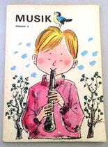 Musik Lehrbuch für Klasse 4 - Volk und Wissen Volkseigener Verlag Berlin