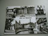Ansichtskarte - Gruß aus Rudolstadt