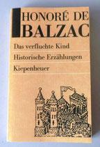 Das verfluchte Kind - Honoré de Balzac