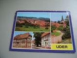 Ansichtskarte - UDER (Kr. Heiligenstadt)