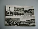 Ansichtskarte - Rund um den Förbelturm