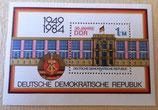 Briefmarke - 35 Jahre Deutsche Demokratische Republik - 1984