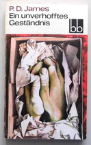 P. D. James - Ein unverhofftes Geständnis - Aufbau-Verlag Berlin