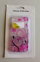 iPhone 5 Case - Rosa Blumen