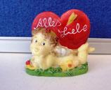 """Alles Liebe"" Figur"