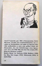 Gawriil Trojepolski - Weißer Bim Schwarzohr - Aufbau-Verlag Berlin
