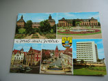 Ansichtskarte - Gruß aus Gotha