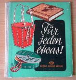 Für jeden etwas! - Rudolf Arnold Verlag Leipzig 1968