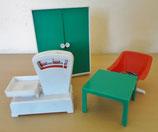 Puppenmöbel - Plastik - DDR