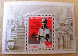 Briefmarke - XI. Parteitag der SED - DDR 1986