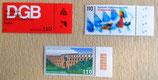 Briefmarken - 3 Stück - 1999