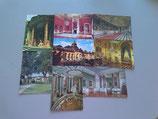 Ansichtskarten - Potsdam Schloss Sanssouci
