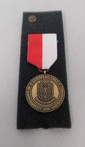 Medaille Oderflut 1997