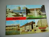 Ansichtskarte - Erfurt