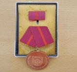 Orden Medaille - Zivilverteidigung Bronze - DDR - Original