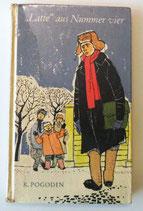 """R. Pogodin - """"Latte"""" aus Nummer vier - Der Kinderbuchverlag Berlin"""