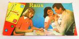 """Brettspiel """"Raus"""" - DDR - Mensch-ärgere-Dich-nicht"""