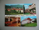 "Ansichtskarte - FDGB-Erholungsheim""Theo Neubauer""-Tabarz/Thür. Wald"