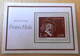 Briefmarke - 400. Geburtstag Frans Hals - DDR 1980