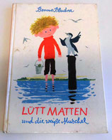 Benno Pludra - Lütt Matten und die weiße Muschel - Der Kinderbuchverlag Berlin