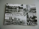 Ansichtskarte - Gruß aus Bad Salzungen