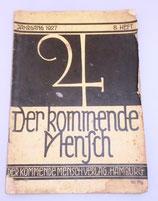 Der kommende Mensch - Jahrgang 1927 8. Heft - Der kommende Mensch Verlag, Hamburg