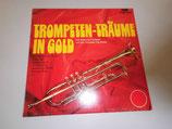 Trompeten-Träume in gold