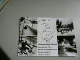 Ansichtskarte - Rennschlittenbahn Oberhof