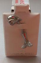 Bauchnabel - Piercing - Delphin