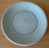 Speiseteller - flacher Teller - Blau - Colditz Porzellan