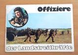 Offiziere der Landstreitkräfte der NVA – Beruf mit Profil – 1974