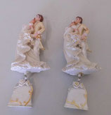 Brautpaar zum Hängen